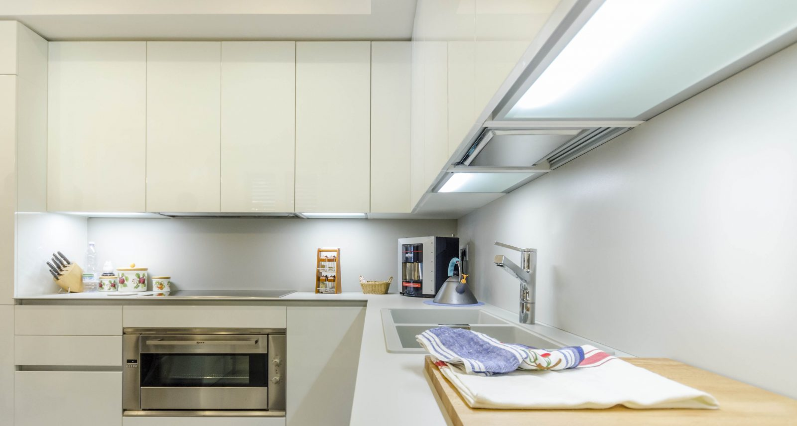 Barre LED per cucine