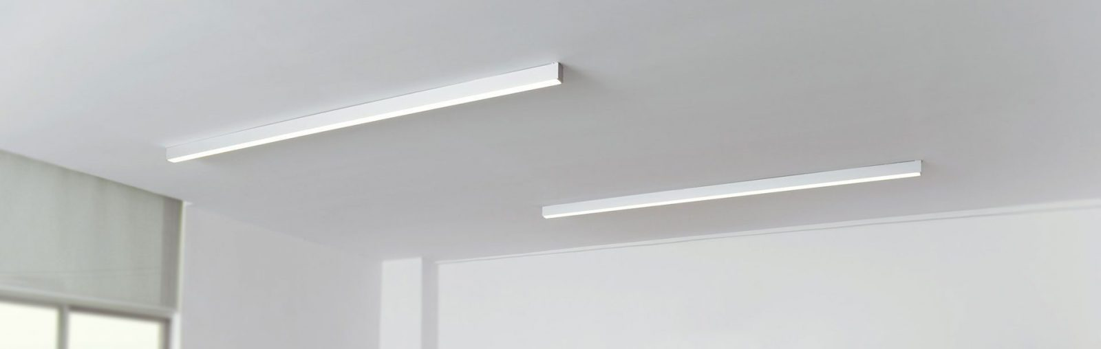 Barre LED a soffitto