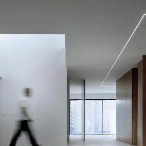 Barre LED ad incasso