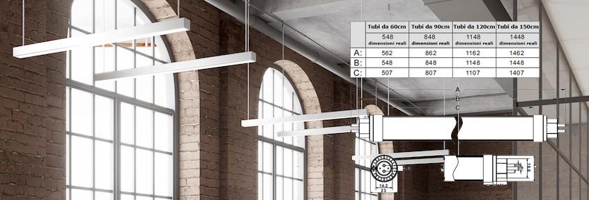 Tubi LED T5
